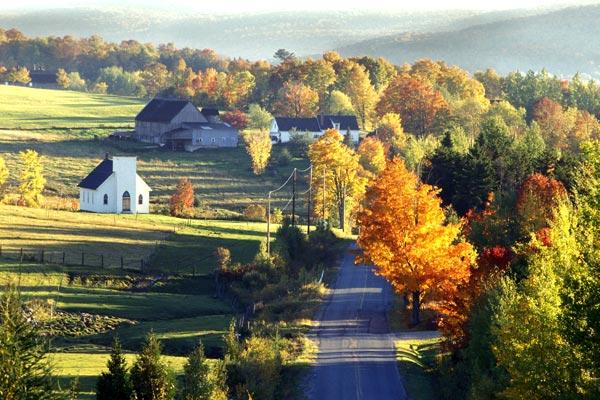 Forestville (QC) Canada  City pictures : Chalet dans les Cantons de l'est – Près de la frontière des ...